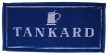 Tankards Collectable Breweriana Bar Towels