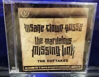 Insane Clown Posse - The Marvelous Missing Links Outtakes CD SEALED twiztid icp