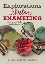 DVD ONLY! Explorations in Jewelry Enameling with Susan Lenart Kazmer