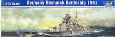 Bismark, corazzata della Deutsche marina da guerra, Trumpeter, 05711, 1:700, MERCE NUOVA