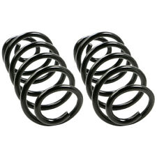 Moog Premium Chassis 81646 Rear Coil Springs 12 Month 12,000 Mile Warranty