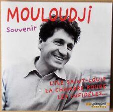 Mouloudji - Souvenir - CD