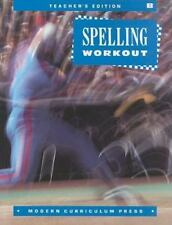 Spelling Workout, Grade 2 Bk. B (Paperback, Teacher's Edition of Textbook)