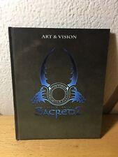 Sacred 2 Fallen Angel Art & Vision Libro