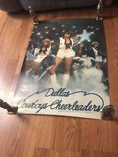 1977 Dallas Cowboys Cheerleader Poster Orginal