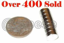 Magnetic Collar Stays Replacement Power Button style magnets 4 Pair Magnets New