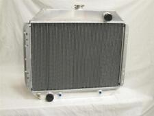 1968 - 1979 Ford Pickup Truck Aluminum Radiator 2 Row Core F100 F150 F250 F350