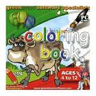 PC TREASURES Junior Coloring Book  Windows  ships bears dolls