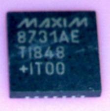 1 pcs New MAX8731AETI+T MAX8731AE 8731AE QFN28  ic chip