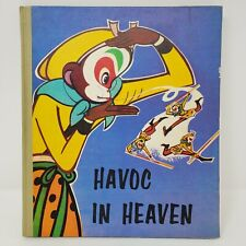 Havoc in Heaven (First Edition 1979 English, Adapted by Tang Cheng, Illustrated)