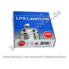 4x NGK Laserline Zündkerze LPG2  1497  für LPG CNG  VW  WARTBURG  ZASTAVA  ZAZ