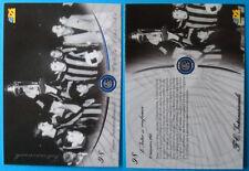 INTER CALCIO CARDS 2000 - ED. DS - N.98 - 15 SETTEMBRE 1965 - new