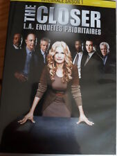 THE CLOSER - L.A. ENQUETES PRIORITAIRES - SAISON 1 - DVD COMME NEUF
