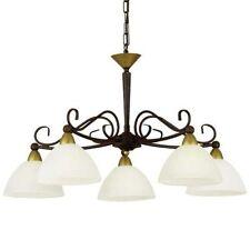 Lampadari da soffitto EGLO marrone , Numero di luci 4-6