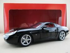 FERRARI 575 GTZ by Zagato en Noir HOT WHEELS échelle 1:18 neuf dans sa boîte NEUF
