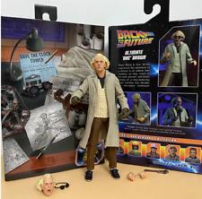 Retour vers le futur - Dr. BROWN DOC  Ultimate Figurine - NECA