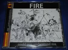 FIRE - Could You Understand Me - Audio CD