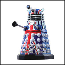 Fridge Fun Refrigerator Magnet Dr. Who: DALEK Union Jack Britain Vers: A Die-Cut