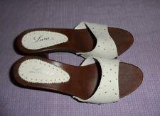 zoccoli legno donna in vendita | eBay