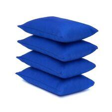 Pouf e gonfiabili blu per la casa 100% Cotone