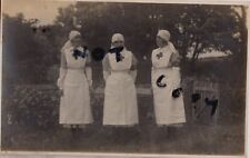 3x VAD Voluntary Aid Detachment Nurses wear armband Mobile VAD ?