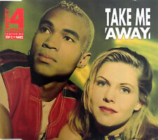 Twenty 4 Seven Featuring Stay-C And Nance Maxi CD Take Me Away - Germany