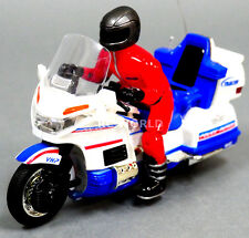 RC Radio Control POLICE MOTORCYCLE RC BIKE Harley, Cruiser 2 Seater