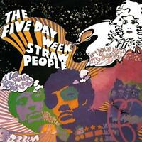 Five Day Week Straw People - Five Day Week Straw People (NEW CD)