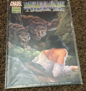 Nightmare Theater #2 Classic Monsters Chaos Comics!