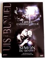 BUNUEL - L'ange exterminateur + Simon du désert - Mini coffret très bon état
