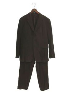 Prada Brown Corduroy Suit