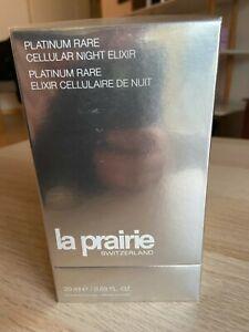 LA PRAIRIE - Platinum Rare - Cellular night elixir (20ml / 0.68oz)