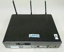 A CISCO 1941W-E/K9 Integrated Wireless Services Router