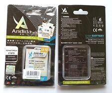 Batteria maggiorata originale ANDIDA compatibile Motorola HW4X da 2000mAh