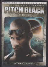 Pitch Black (DVD, 2004, Unrated,Widescreen)