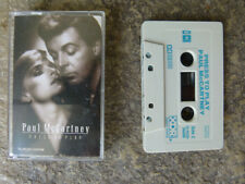 VINTAGE BEATLES CASSETTE WITH CASE - PAUL McCARTNEY, PRESS TO PLAY