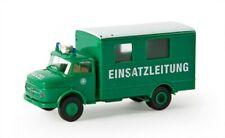 Brekina 1/87 94725 Mercedes L 322 Koffer Einsatzleitung,  - NEU