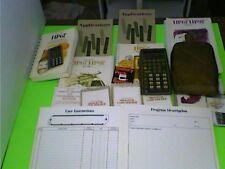 Hewlett-Packard HP 67 Programmable Calculator w/ Pac Manuals Magnetic Cards Set