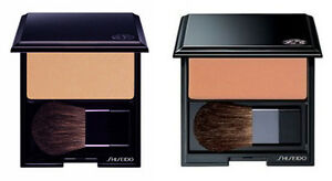 Shiseido Luminizing Satin Face Color BE206 Soft Beam Gold GD809 Shell 6.5g NIB