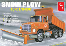 AMT 1:25 Ford LNT-8000 Snow Plow American Truck Plastic Kit