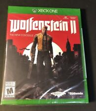 Wolfenstein 2 [ The New Colossus ] (XBOX ONE) NEW