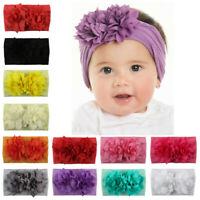 Girls Baby Toddler Princess Floral Headband Hair Band  Accessories Headwear