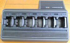 MOTOROLA NTN1177A Gang Charger/Charging Station for 6 Radios >NEW