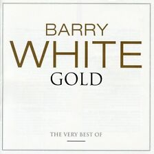 Gold by Barry White (2CD, 2006 Universal) NEW