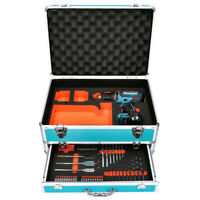 Makita DHP482 LXT 18V Cordless Combi Drill With 70 piece Accessory Bit Set