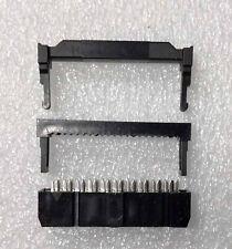 4x awp-20 conector IDC hembra pin 20 idc para cable plano 1,27mm Ninigi