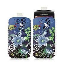 Housse coque étui pochette pour BlackBerry Curve 9360 avec motif HF09
