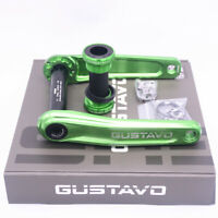 GUSTAVO GXP Mountain Bicycle Crank sets For GXP or 104BCD Chainring 170/175MM