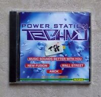 """CD AUDIO MUSIQUE / VARIOUS """"POWER STATION VOLUME 2"""" 12T CD COMPILATION  NEUF"""