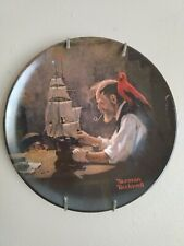 New ListingNorman Rockwell Limited edition numbered certified collectors plates. Two plates